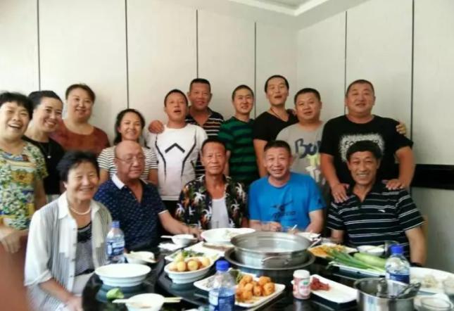 黑龙江省宝清县商氏宗亲首次联谊会